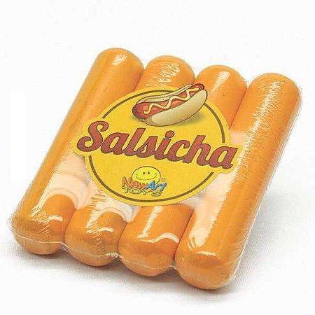 Coleção Comidinhas Salsichas - 04pç