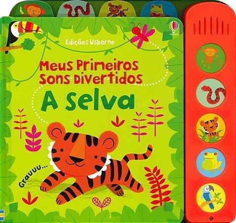 A selva Meus Primeiros Sons Divertidos