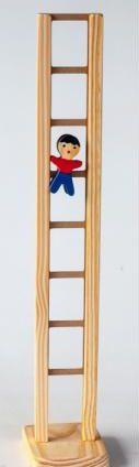 Mané na Escada - Ação e Reação