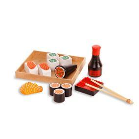 Comidinha – Comida Japonesa – Brinquedo de madeira – New Art