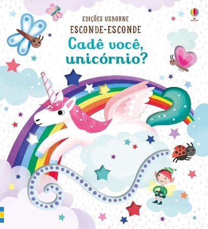 Cade Voce, Unicornio?: Esconde-Esconde
