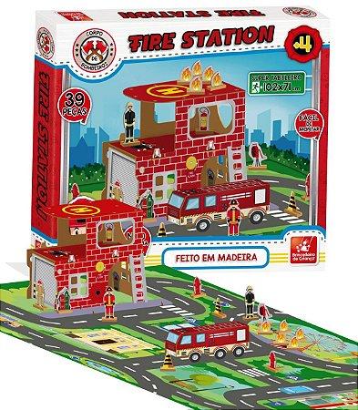FIRE STATION 39 PECAS