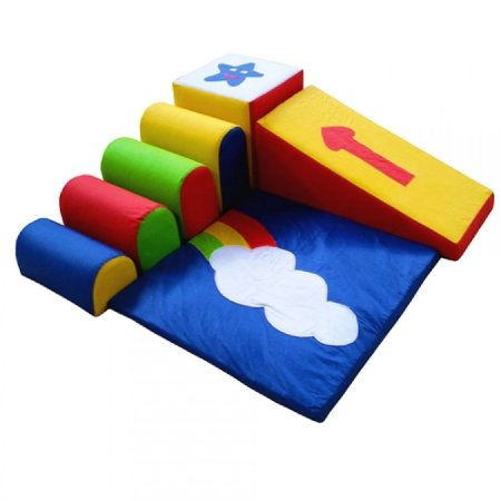 Playground Maternal I Com 7 peças - Maternal - Coordenação Motora - Liglig