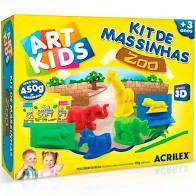 Kit De Massinhas - Zoo 3D