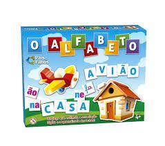 O Alfabeto - Cartas de Alfabetização