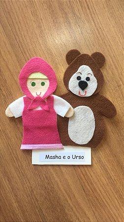 Dedoches - Masha E O Urso
