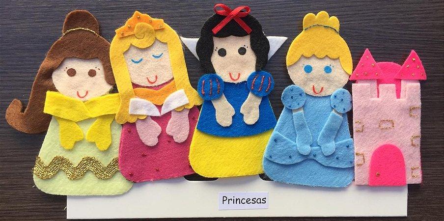 Dedoches - Princesas