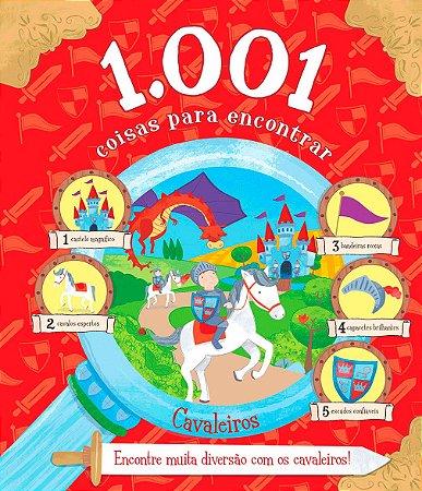 Livro - 1.001 Coisas Para Encontrar - Cavaleiros
