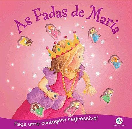 Livro - As Fadas De Maria - Contar