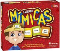 Jogo - Fazendo Mimicas - Pais & Filhos
