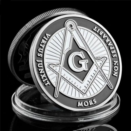 Moeda Freemason