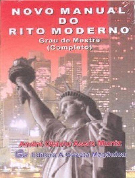 Novo Manual do Rito Moderno Grau de Mestre