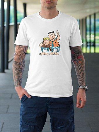 Camiseta Fred e Barney Maçons