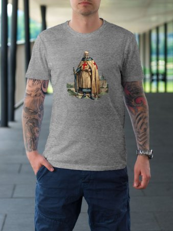 Camiseta Jacques DeMolay