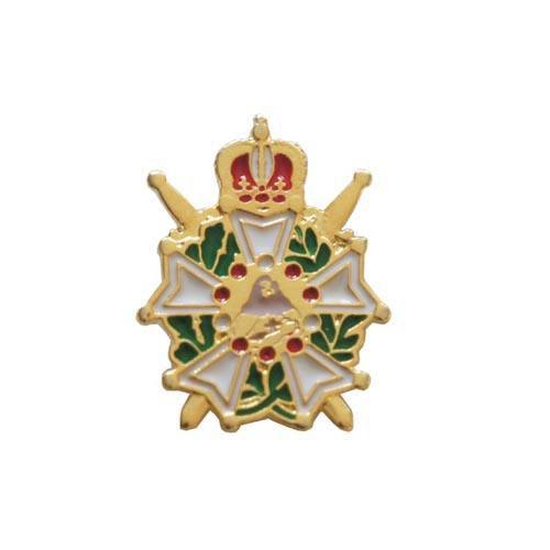 Pin Ordem da Cavalaria Demolay