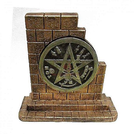 Estatueta Muro Tetragramaton