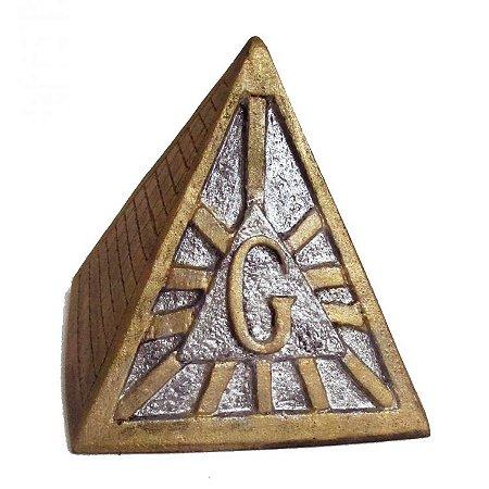 Pirâmide - Delta Radiante Maçonaria