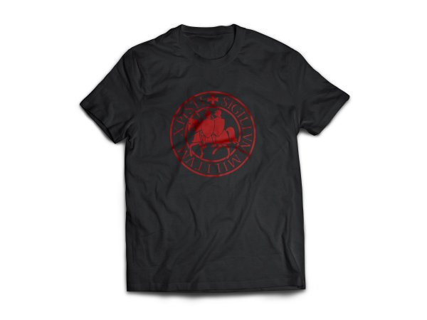 Camiseta Knights Templar