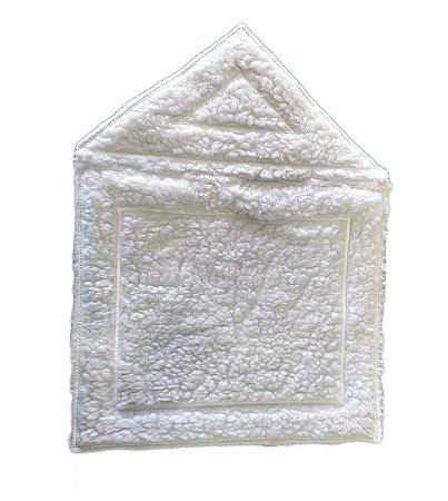Avental Aprendiz Lã de Carneiro - Rito York