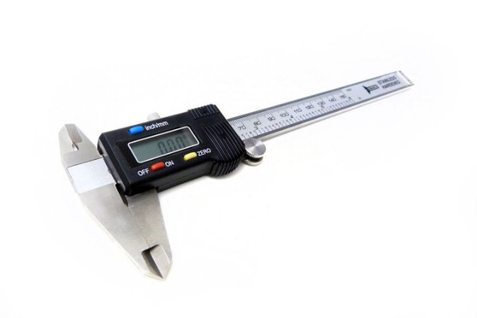 Paquímetro Digital Aço 150mm Jomarca