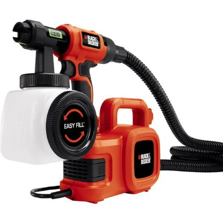 Pistola de Pintura Black&Decker PH400