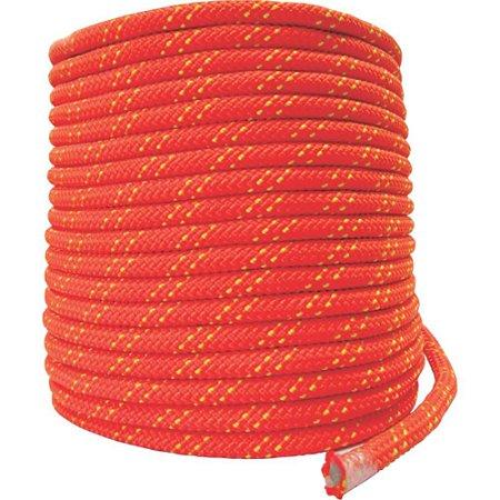 Corda Semi-estática 11mm x 100m Rapel Laranja