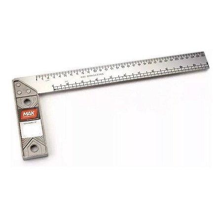 Esquadro Cabo de alumínio 30cm Max