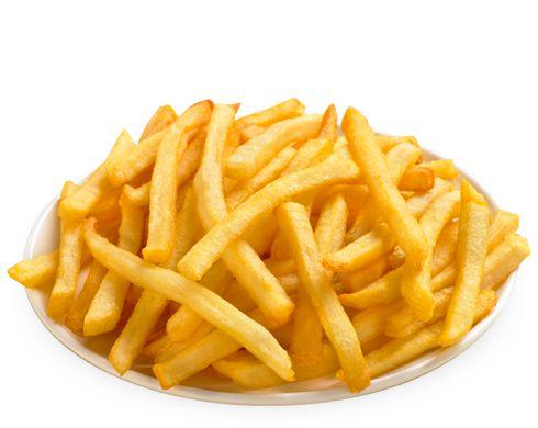 Batata Frita Média 1kg
