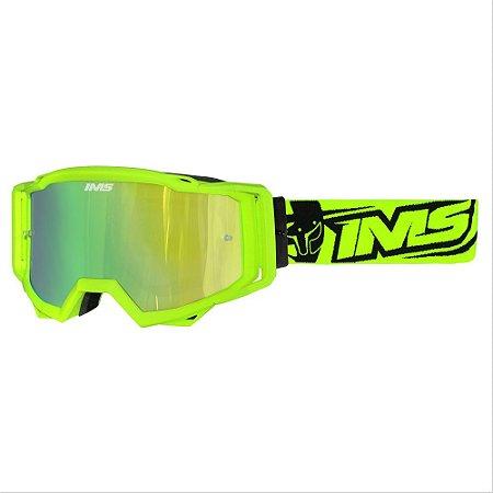 Óculos IMS Vision neon - moto ou bike