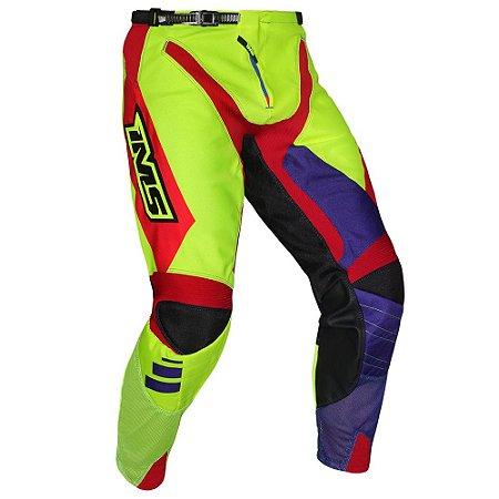 Calça de trilha motocross IMS Sprint neon