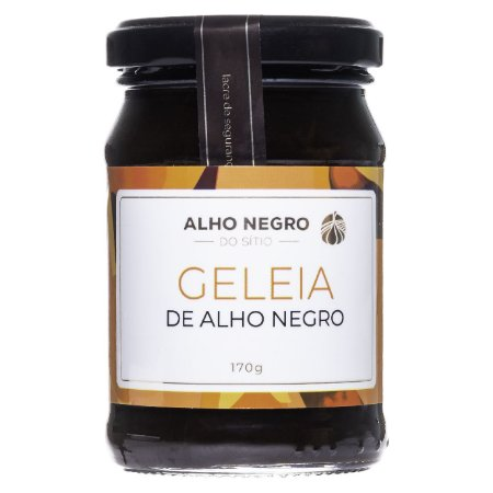 Geleia de Alho Negro 170g