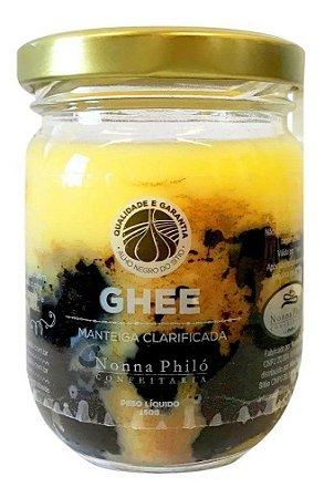 Manteiga Ghee com Alho Negro 170g