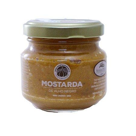 Mostarda Dijon com Alho Negro 125g