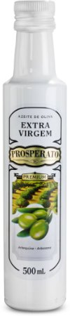 Prosperato Premium Blend Arbequina & Arbosana 500 mL (SAFRA 2021)
