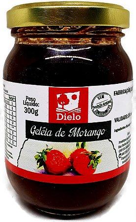 Geleia Artesanal de Morango 300g