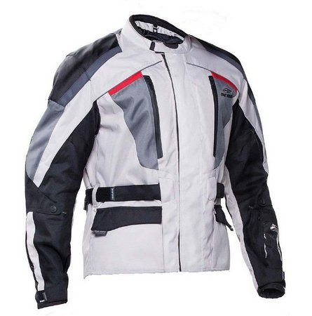 Jaqueta Motociclista Mormaii Cordillera Bege