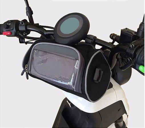 Bolsa de Guidão para Motos