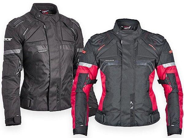 Jaqueta Motociclista Texx Venus Reloaded Feminina
