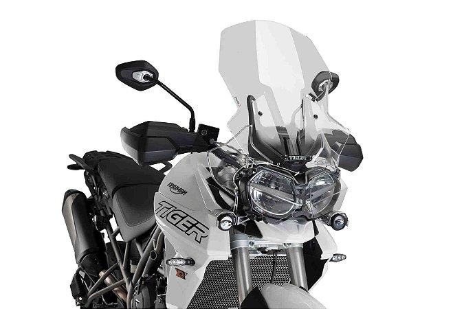 Bolha Puig Touring em Acrílico de Alto Impacto - Para Triumph TIGER 800/XC/XR/x/XCx/a 2018+