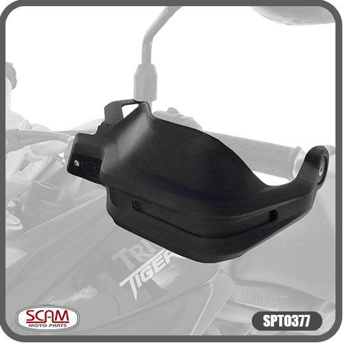Protetor De Mão Punho Triumph Tiger800 2012+ Scam Spto377