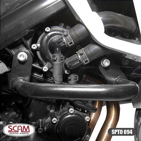 Protetor Motor Carenagem BMW Mod. Alça F800r 2010+ Scam Spto094