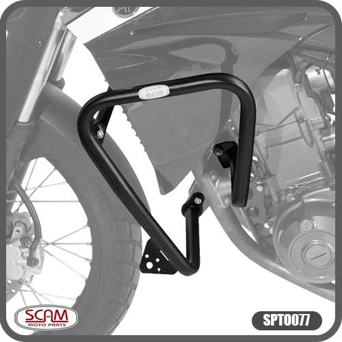Protetor Motor Carenagem Yamaha Xt660r 2005+ Scam Sptop077
