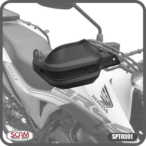 Protetor De Mão/Punho Honda Bros160 2015+ Scam Spto391