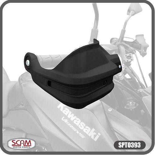 Protetor De Mão/Punho Kawasaki Versys1000 Tourer 2015+ Scam Spto393