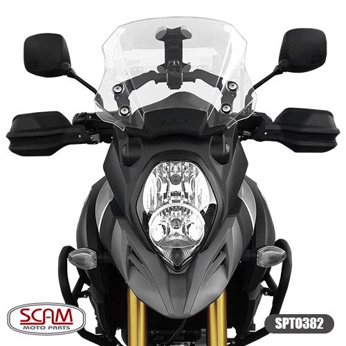 Protetor De Mão/Punho Suzuki V-strom1000 2002+ Scam Spto382