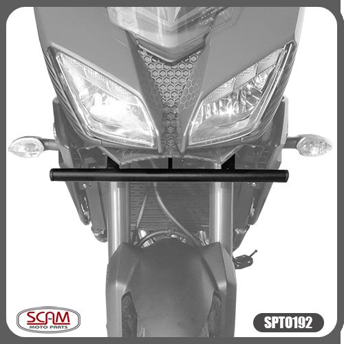 Suporte Para Farol Auxiliar Yamaha MT09 Tracer 2015+ Scam Spto192