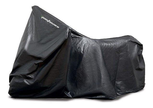Capa De Cobrir Moto Pantaneiro PVC Forrada Gg, Ex, Exg