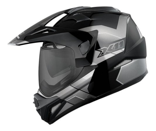 Capacete X11 Crossover X3 Bigtrail