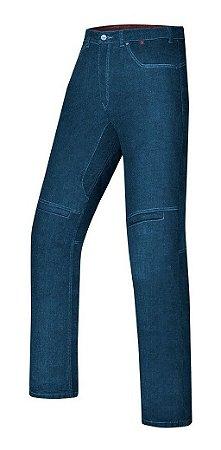 Calça Jeans Moto Com Proteção E Kevlar X11