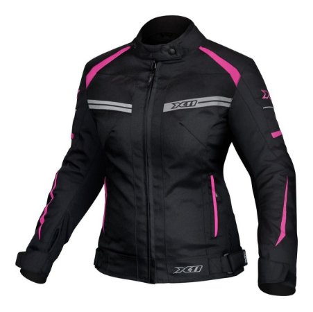 Jaqueta X11 One2 Feminina Impermeavel Motociclista